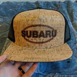 NWOT Subaru Trucker Hat